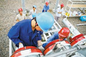 安徽省最大用電負荷再創新高
