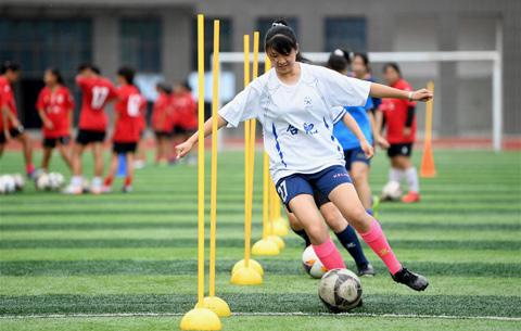 快樂足球度暑假