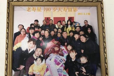 """""""中國好兒媳""""和她的百歲婆婆"""