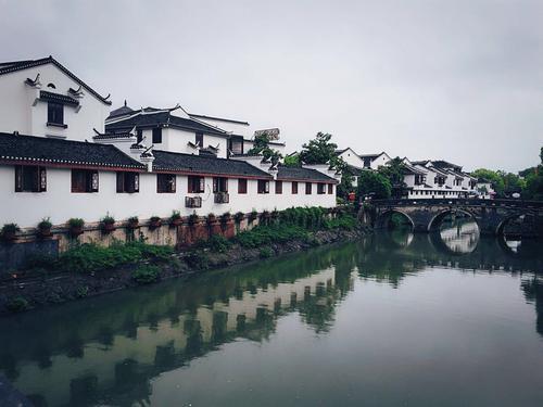 三河古鎮景區重新開放