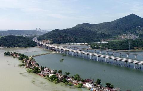 安徽巢湖:災後重建有序進行