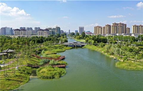 """【飛""""閱""""中國】城市公園 綠色共享"""