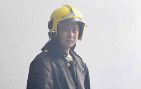 永不辜負的誓言——追記為救援群眾英勇犧牲的消防員陳陸