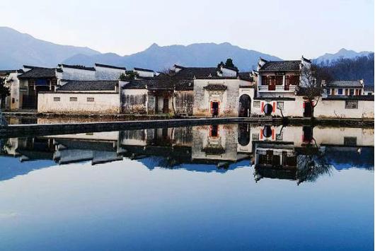 黃山旅遊攜手藍城集團打造黟美小鎮
