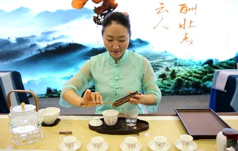 微視頻:茶藝師教你如何泡一杯好茶