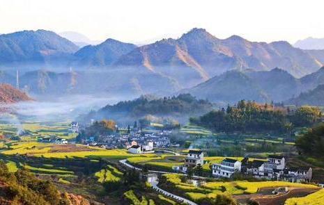 22個村入選全國鄉村旅遊重點村