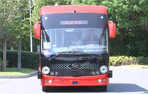 安徽省首條自動駕駛汽車5G示范線開通