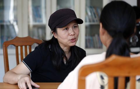 支教老師胡海青:為孩子播下夢想的種子