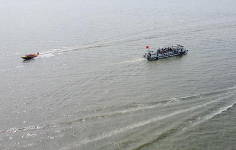 巢湖姥山島景區9月12日恢復開放
