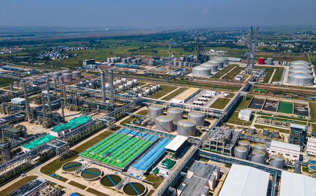 安徽淮南:新型煤化工助力高質量發展