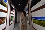 """""""大美青海•一江清水向東流""""攝影巡回展在安徽舉行"""