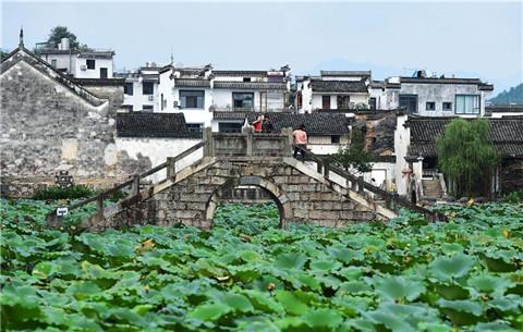 探訪合福高鐵沿線的千年古村