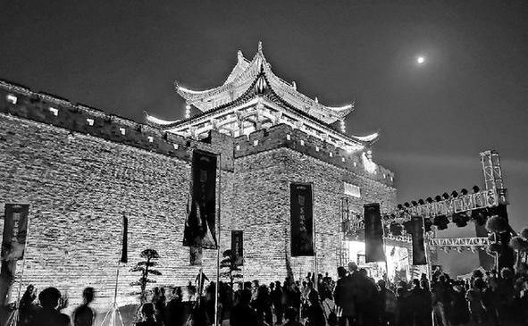 蕪湖古城重現風採