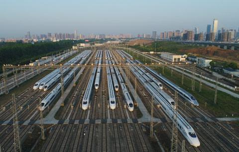 """數説""""十三五"""":安徽鐵路運營總裏程達5100公裏"""