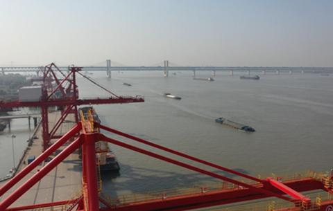 【共舞長江經濟帶·看高質量發展】蕪湖港:立體打造港口型國家物流樞紐