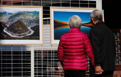 第十五屆中國黃山(黟縣)鄉村攝影大展開幕