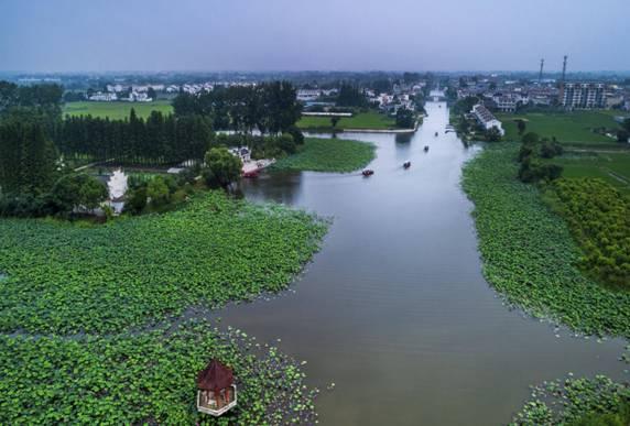 """蕪湖灣沚:打造670平方公裏的""""大景區"""""""