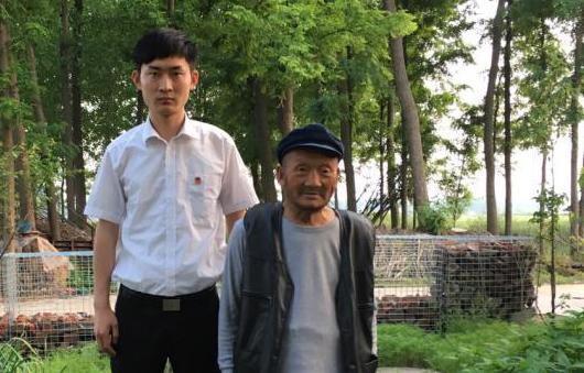 """【青聯榜樣説】王雪松:用別樣的方式,打通宣講""""最後五十米"""""""