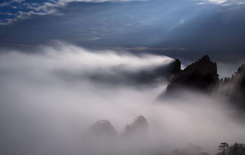 微視頻:夢幻黃山雲海闊