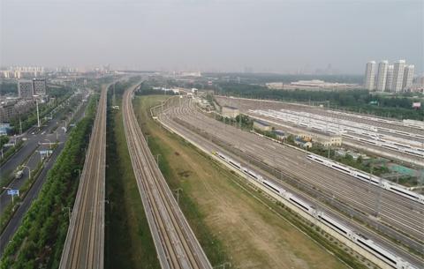 合新高鐵安徽段即將開建