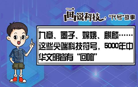 """墨子、嫦娥、麒麟……這些尖端科技符號,5000年中華文明皆有""""回響"""""""