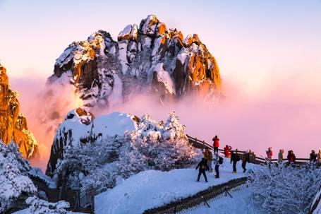 冬雪舞雲海!黃山冬遊大賞活動重磅開啟!