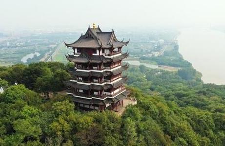 長江採石磯文化生態旅遊區晉級5A