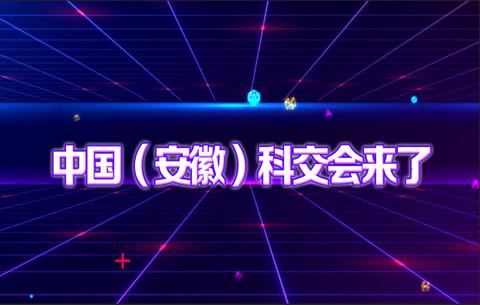 【MG動畫】中國(安徽)科交會來了!