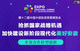 第十二屆中國中部投資貿易博覽會