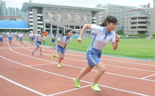 安徽省將逐步提高中考體育測試分值