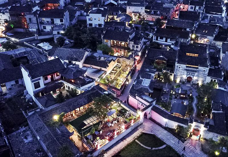國務院同意將安徽省黟縣列為國家歷史文化名城