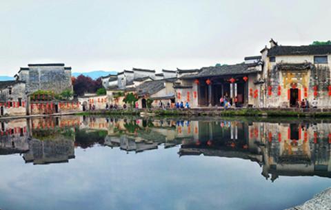 安徽省黟縣正式入列國家歷史文化名城