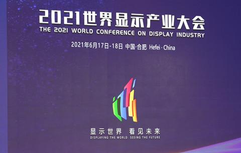 2021世界顯示産業大會開幕
