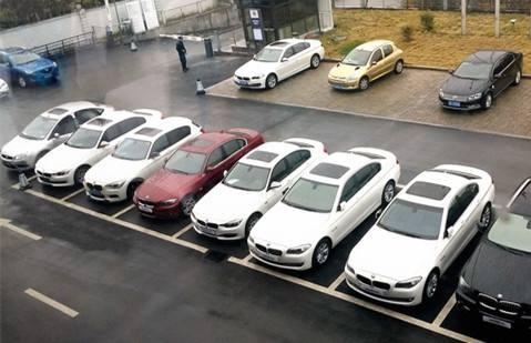 安徽將加快推進城市停車場建設行動